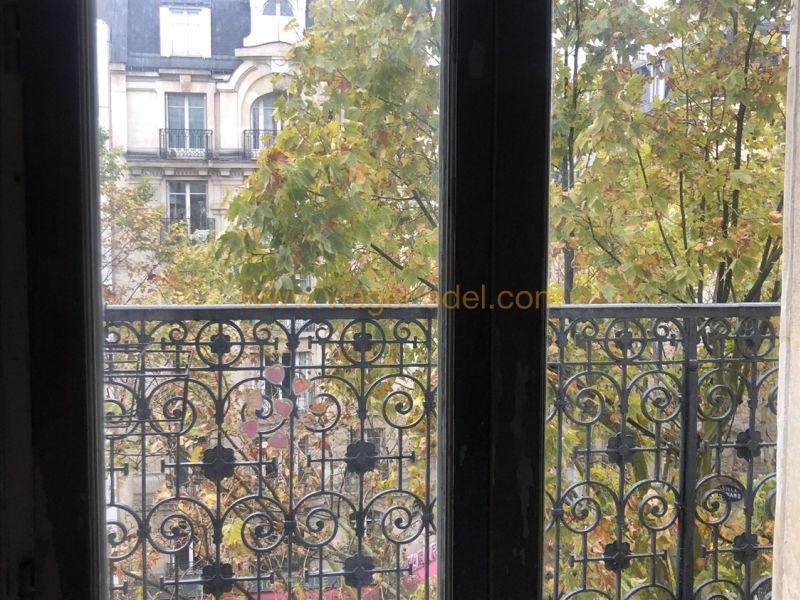 VIAGER OCCUPE PARIS (18ème Arrt)  PORTE  DE CLIGNANCOURT