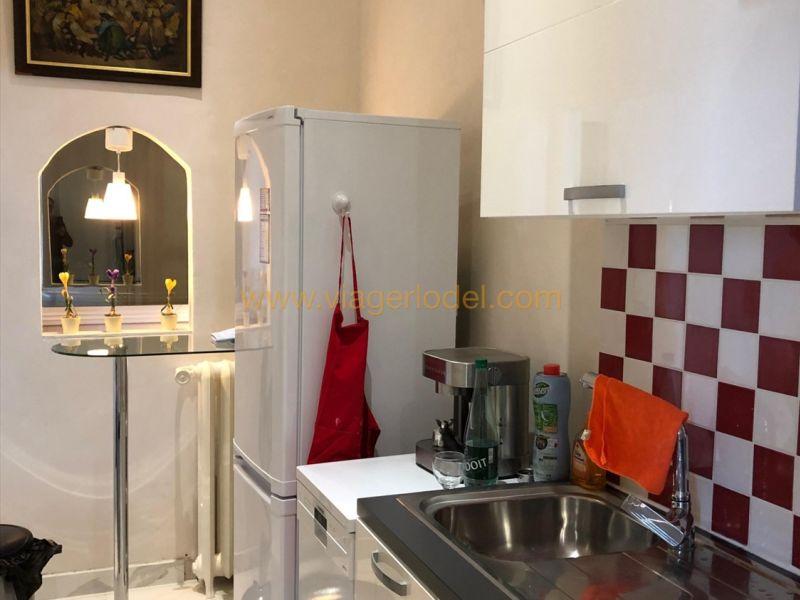 Verkoop  appartement Menton 370000€ - Foto 4