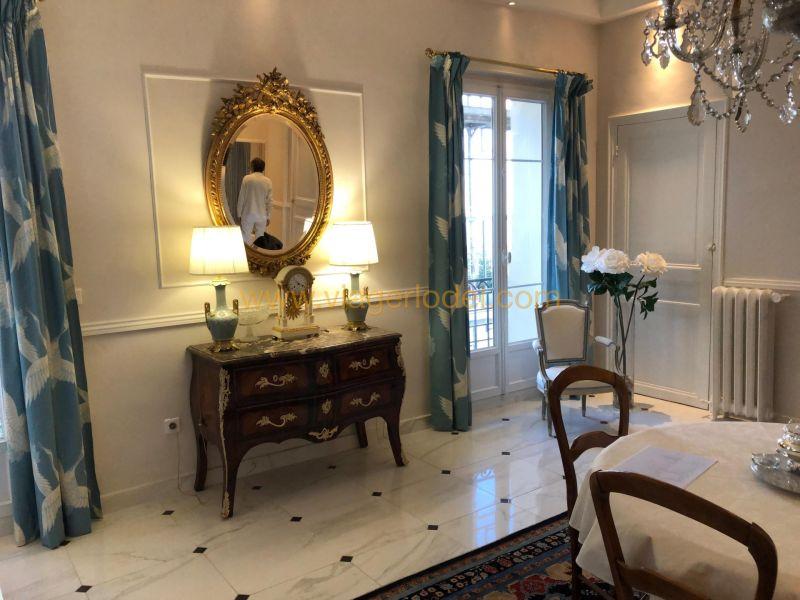 Verkoop  appartement Menton 370000€ - Foto 2