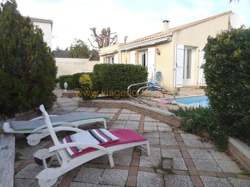 Life annuity house / villa Agde 115 000€ - Picture 10