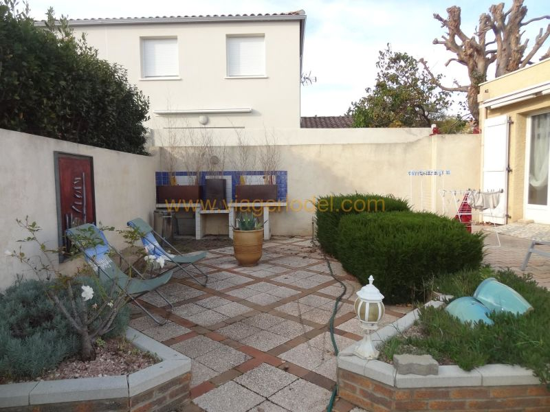 Life annuity house / villa Agde 115 000€ - Picture 8