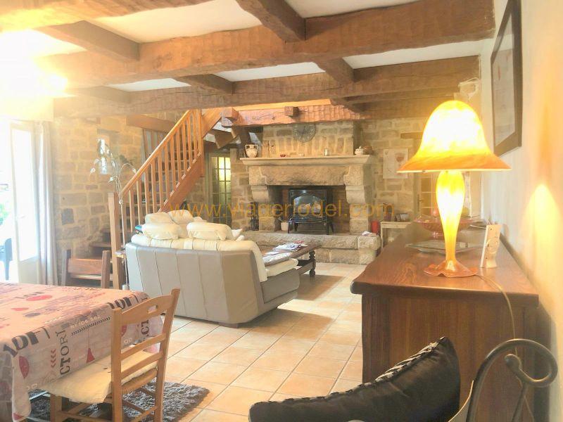 Vitalicio  casa Inzinzac-lochrist 172500€ - Fotografía 5
