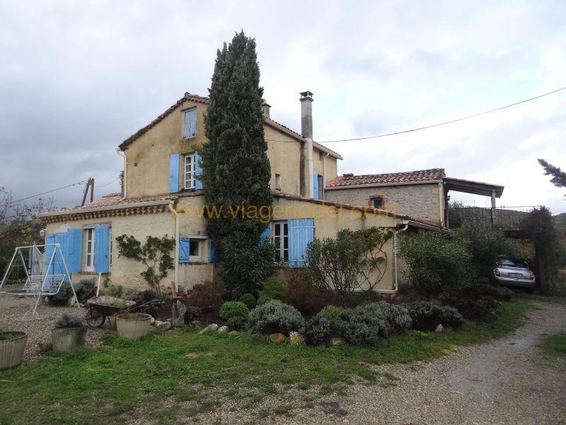 Verkauf auf rentenbasis haus Saint-ambroix 240000€ - Fotografie 2