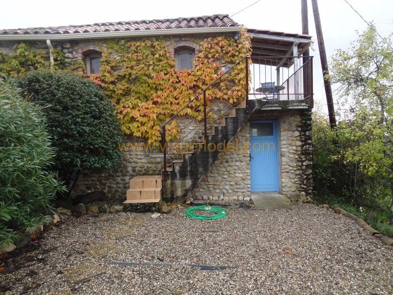 Verkauf auf rentenbasis haus Saint-ambroix 240000€ - Fotografie 4