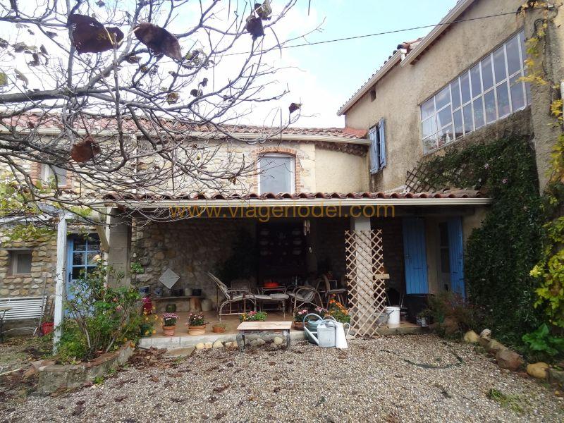 Verkauf auf rentenbasis haus Saint-ambroix 240000€ - Fotografie 3