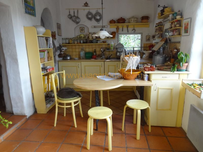 Verkauf auf rentenbasis haus Saint-ambroix 240000€ - Fotografie 19