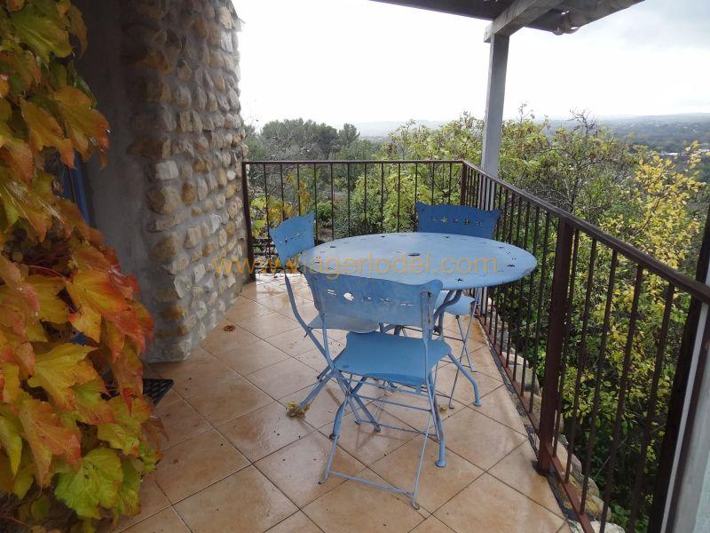 Life annuity house / villa Saint-ambroix 240000€ - Picture 8