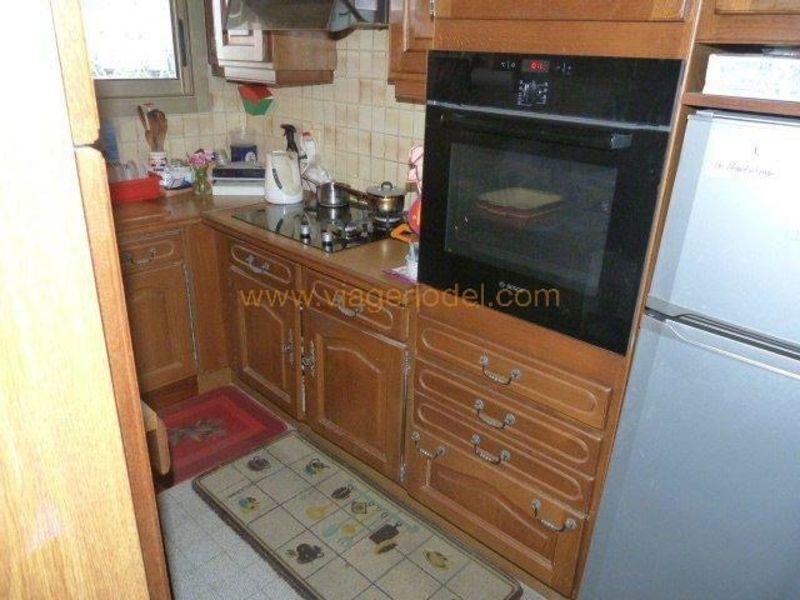 Verkauf auf rentenbasis wohnung Cagnes-sur-mer 140000€ - Fotografie 7
