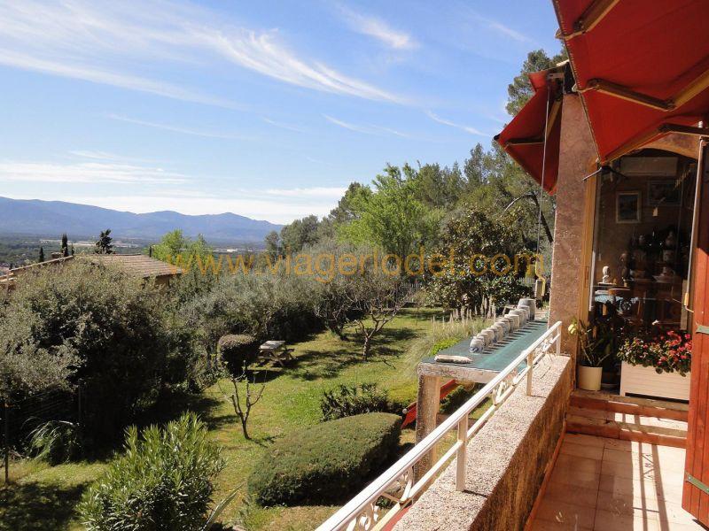 Lijfrente  huis Vidauban 150000€ - Foto 2
