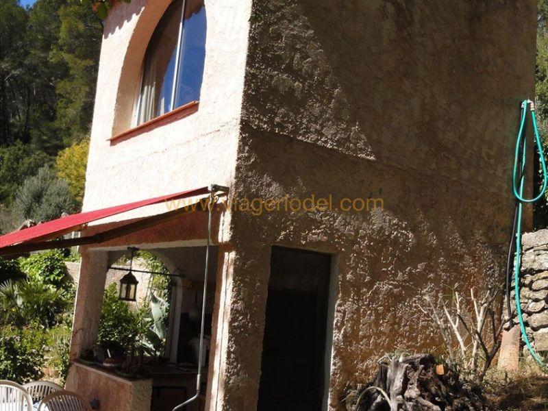 Lijfrente  huis Vidauban 150000€ - Foto 6