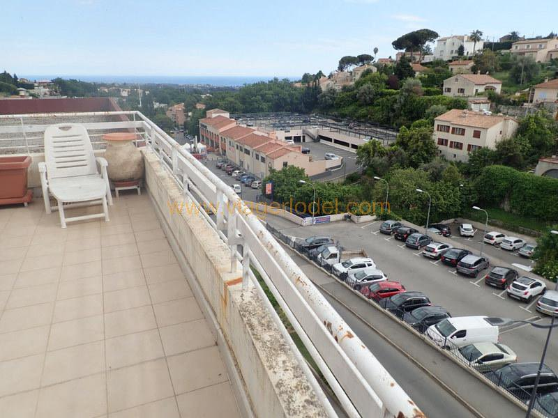 Viager appartement Vence 216500€ - Photo 17