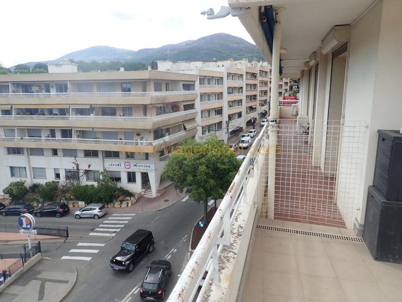Viager appartement Vence 216500€ - Photo 18