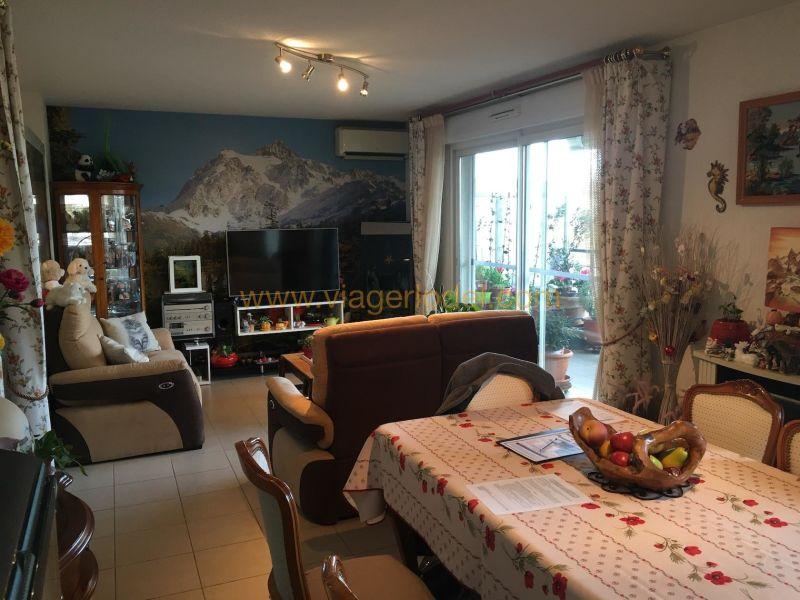Verkauf auf rentenbasis wohnung Cagnes-sur-mer 120000€ - Fotografie 3