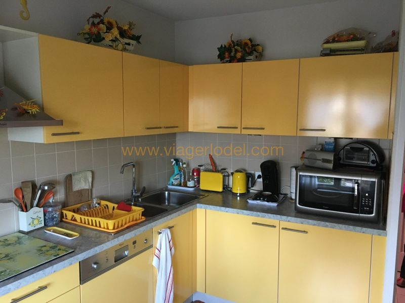 Life annuity apartment Cagnes-sur-mer 120000€ - Picture 5