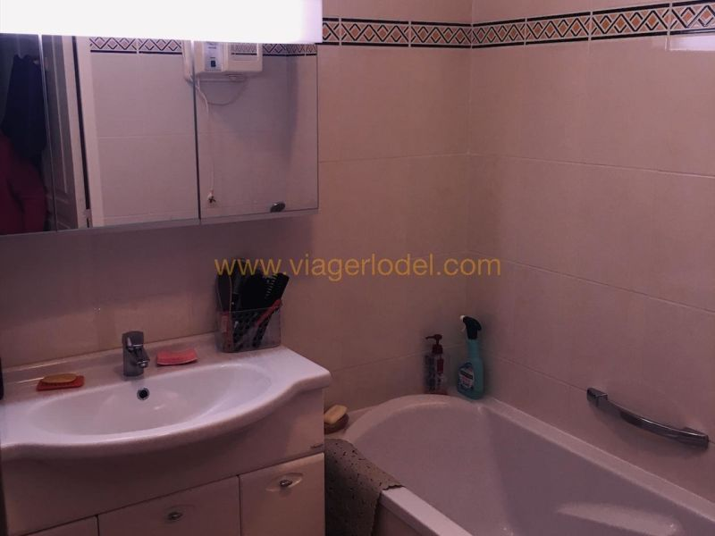 Life annuity apartment Cagnes-sur-mer 120000€ - Picture 7