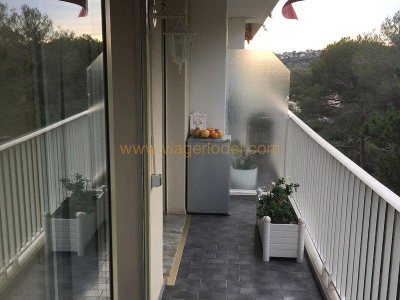 Lijfrente  appartement Cagnes-sur-mer 98500€ - Foto 10