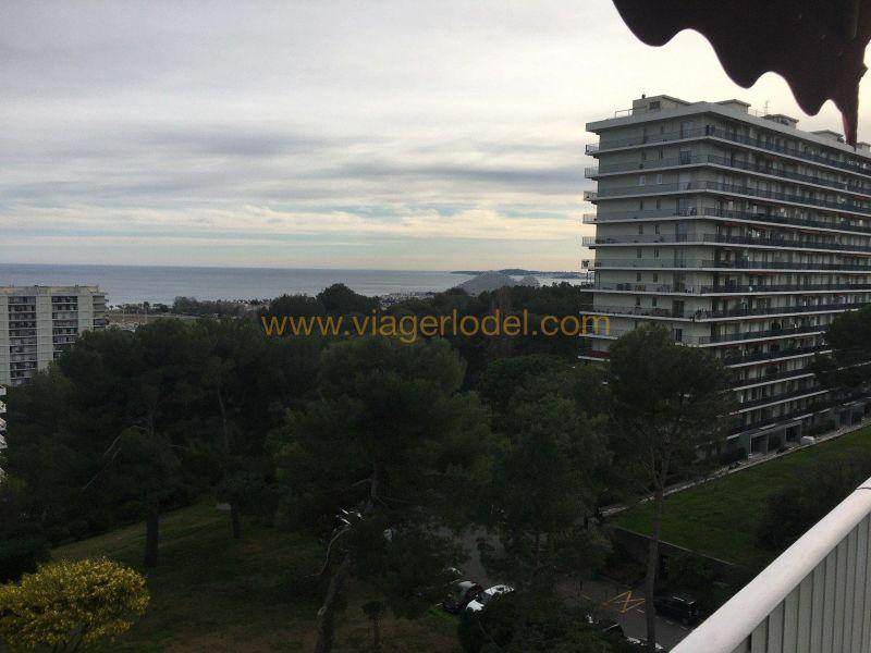 Lijfrente  appartement Cagnes-sur-mer 98500€ - Foto 2