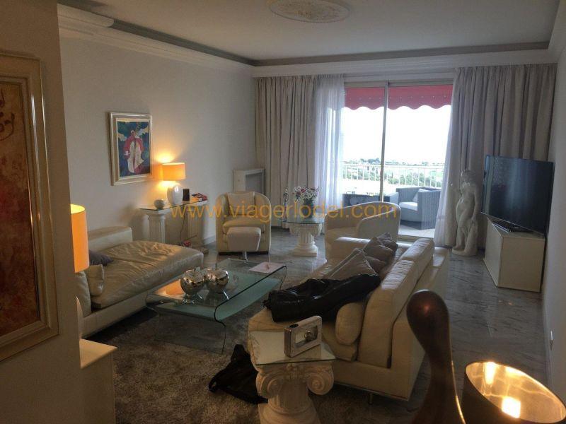 Lijfrente  appartement Cagnes-sur-mer 98500€ - Foto 3