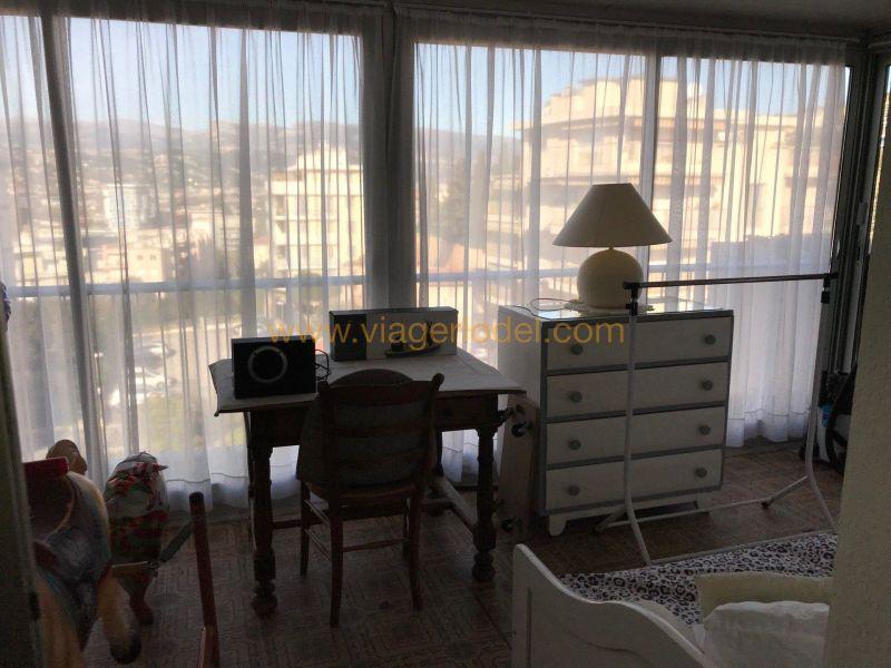 Verkauf auf rentenbasis wohnung Nice 105000€ - Fotografie 16