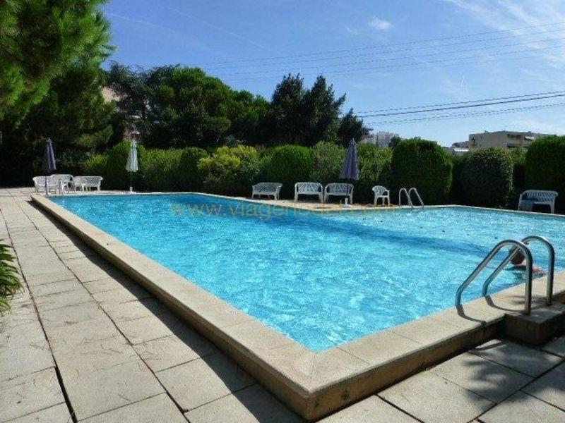 Verkauf auf rentenbasis wohnung Nice 105000€ - Fotografie 9