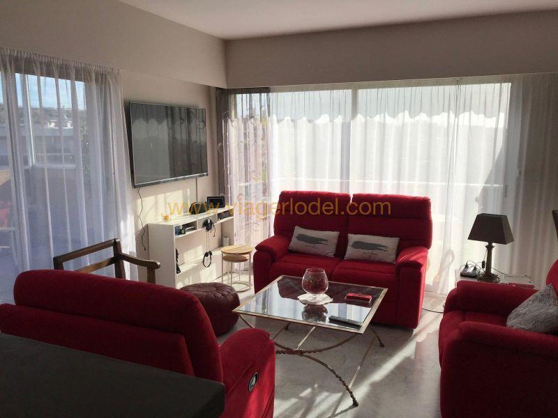 Verkauf auf rentenbasis wohnung Nice 105000€ - Fotografie 11