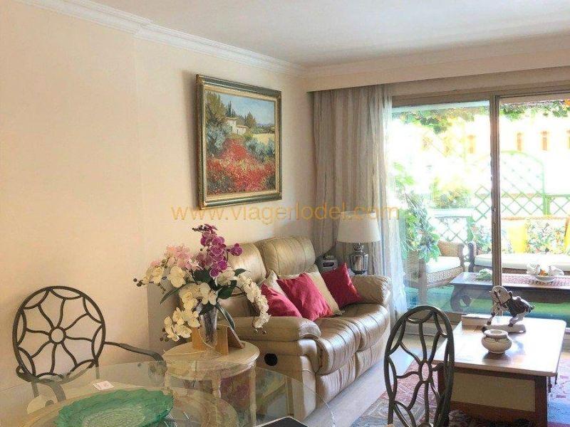 Verkauf auf rentenbasis wohnung Menton 292500€ - Fotografie 5