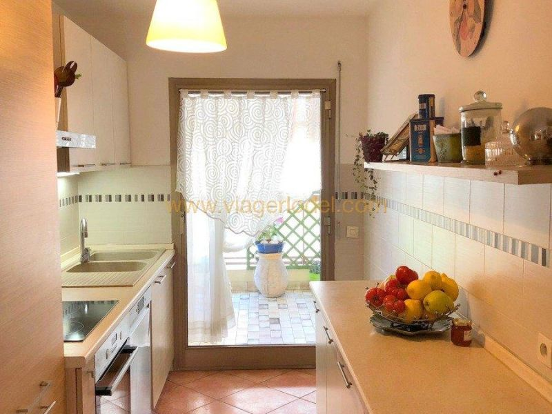 Verkauf auf rentenbasis wohnung Menton 297500€ - Fotografie 7