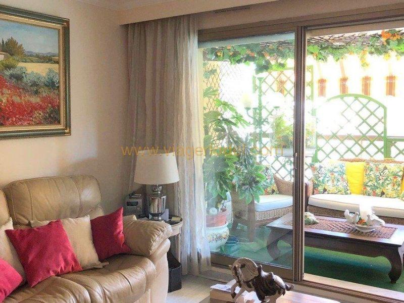 Verkauf auf rentenbasis wohnung Menton 148500€ - Fotografie 4