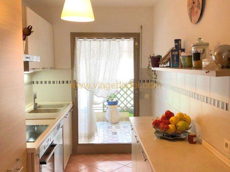 Verkauf auf rentenbasis wohnung Menton 148500€ - Fotografie 7