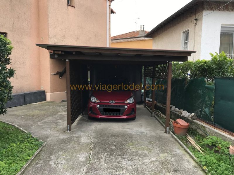 Life annuity house / villa Nice 160 000€ - Picture 3