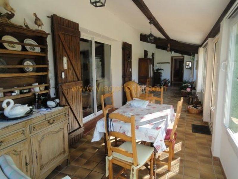 Lijfrente  huis Régusse 150000€ - Foto 7