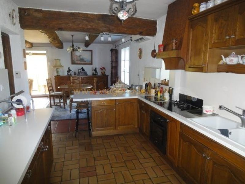 Lijfrente  huis Régusse 150000€ - Foto 5