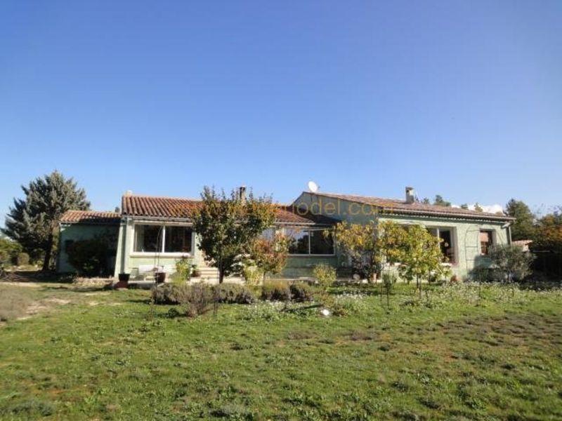 Lijfrente  huis Régusse 150000€ - Foto 1