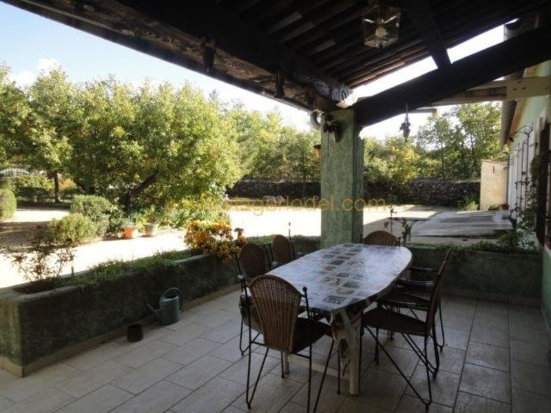 Lijfrente  huis Régusse 150000€ - Foto 4