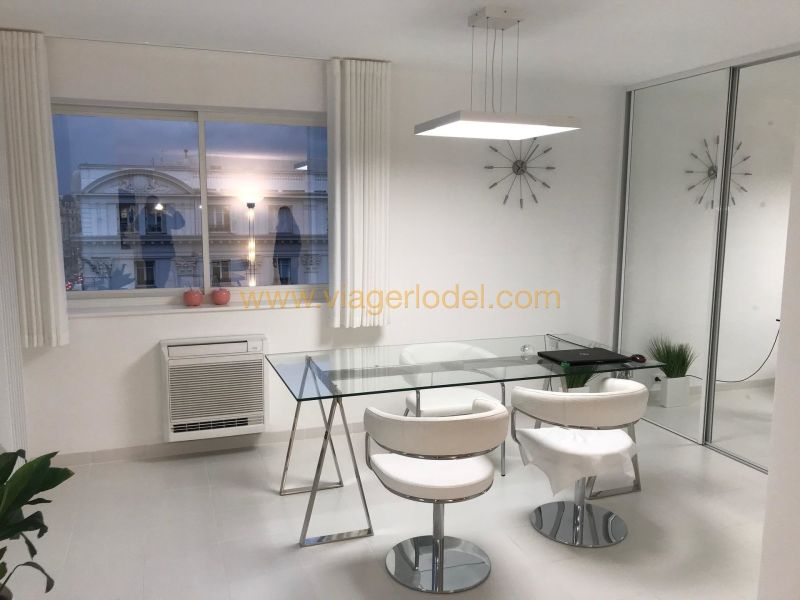 Life annuity apartment Nice 99 000€ - Picture 5