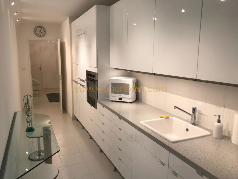 Life annuity apartment Nice 99 000€ - Picture 8