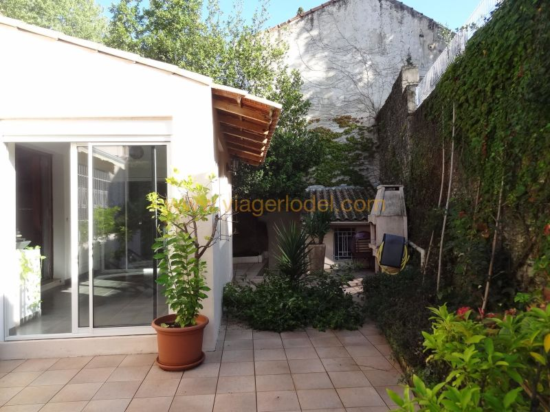 Life annuity house / villa Nîmes 185000€ - Picture 8