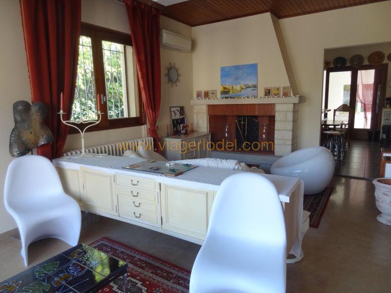 Life annuity house / villa Nîmes 185000€ - Picture 5