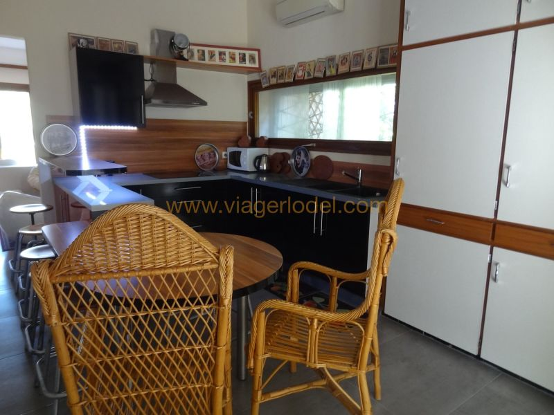 Life annuity house / villa Nîmes 185000€ - Picture 6