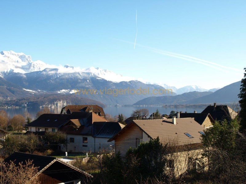 Life annuity apartment Sevrier 320000€ - Picture 2