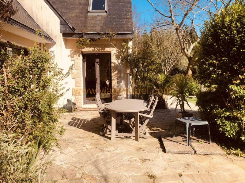 Verkauf auf rentenbasis haus La forêt-fouesnant 145000€ - Fotografie 8