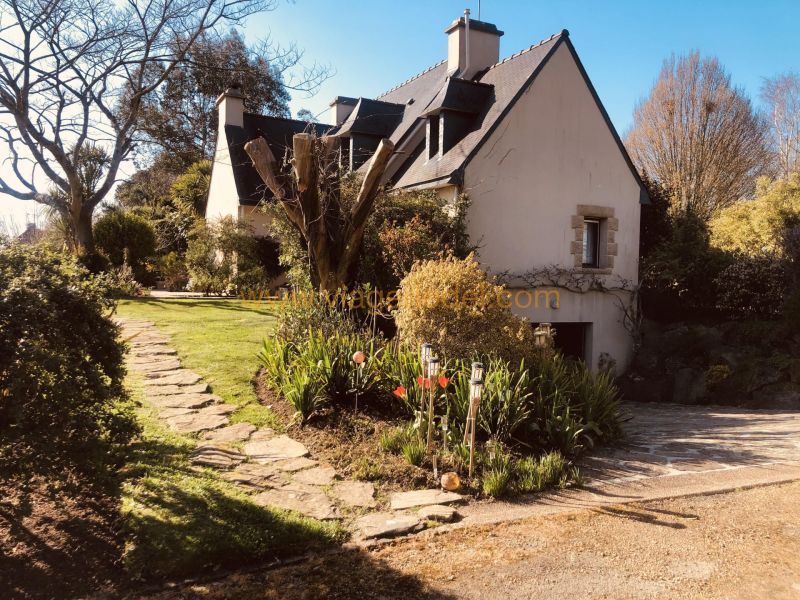 Verkauf auf rentenbasis haus La forêt-fouesnant 145000€ - Fotografie 2