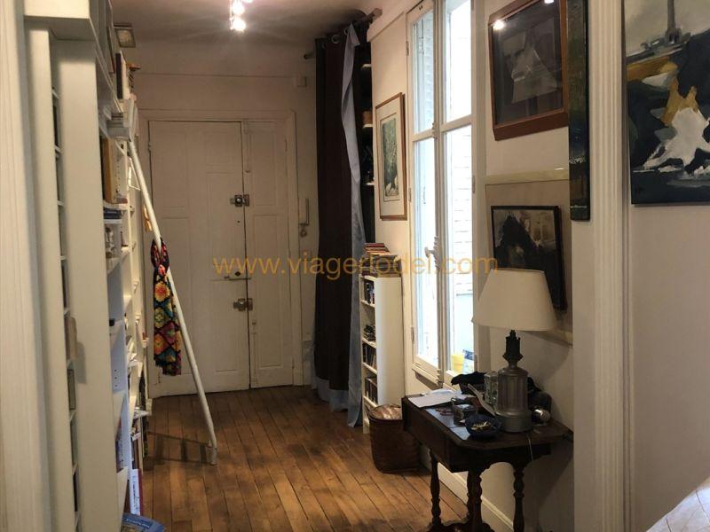 Verkauf auf rentenbasis wohnung Paris 20ème 95000€ - Fotografie 7