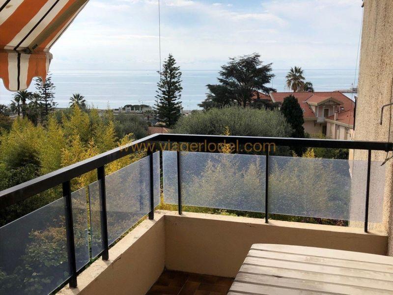 Lijfrente  appartement Menton 182000€ - Foto 2