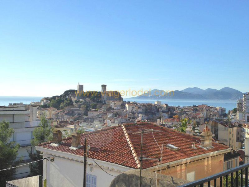 Life annuity house / villa Cannes 136000€ - Picture 1