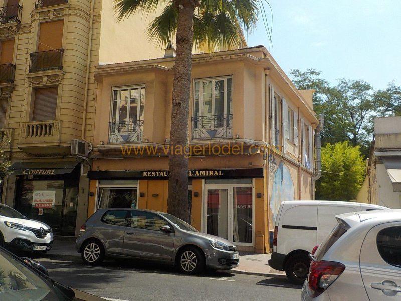Life annuity house / villa Juan-les-pins 210000€ - Picture 1