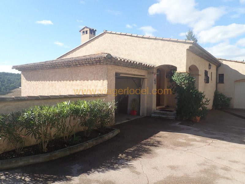 Vitalicio  casa Vence 265000€ - Fotografía 17