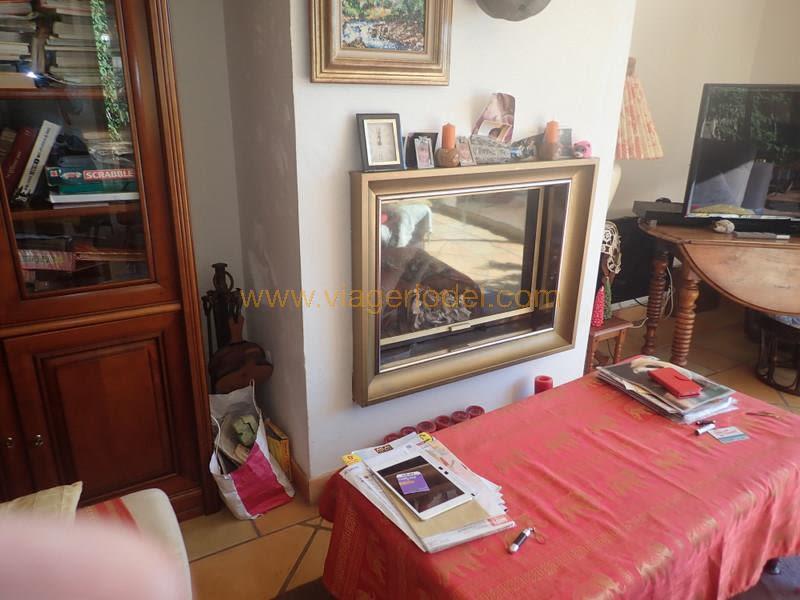 Vitalicio  casa Vence 265000€ - Fotografía 6