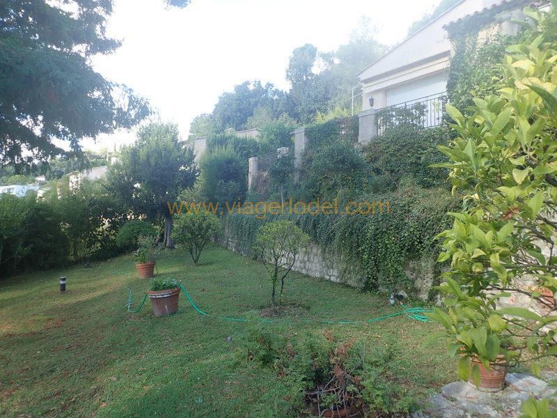 Vitalicio  casa Vence 265000€ - Fotografía 2