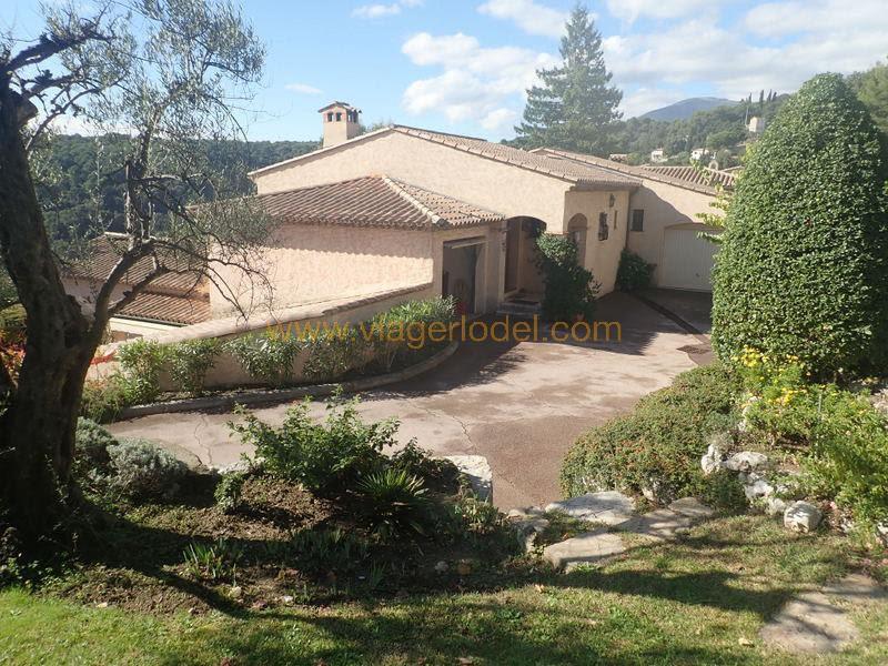 Vitalicio  casa Vence 265000€ - Fotografía 9